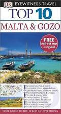 DK Eyewitness Top 10 Travel Guide: Malta & Gozo, Gallagher, Mary-Ann, New Book