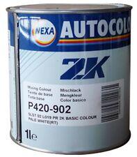 Nexa Autocolor ICI 2k SB Car Tinter P425-998 Coarse Silver Dolar Aluminium 1L