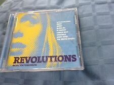 REVOLUTIONS- MUSIC FOR TOMORROW CD( OASIS MOBY PJ HARVEY)
