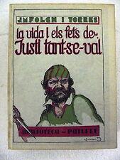 Biblioteca Patufet,Justi Tant-Se-Val,Jª Maria Folch i Torres y Junceda,Baguña