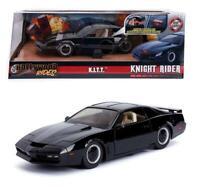 Jada 1:24 Pontiac Firebird Knight Rider K.I.T.T. with Scanner Light Model 30086