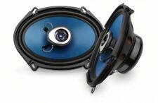 Auto & Motorrad: Teile Crunch Lautsprecher 13cm & Adapterringe Für Ford Fiesta Ab 05.2002 Heck Türen Fein Verarbeitet