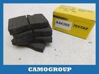 Pills Brake Pads Brake Pad Textar BMW 518 520 72 76 20437