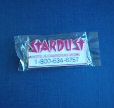 Stardust Hotel Casino Las Vegas Key Chain New In Package.