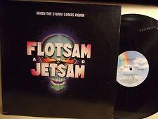 LP-FLOTSAM ANDJAM-WHEN THE STORM COMES DOWN-MINT