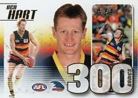 """2019 SELECT BEN HART 300 GAMES CC79 """"LOW NUMBERED NUMBER-19"""" CASE CARD"""