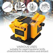 Multi elektrischer Messerschleifer Maschine Messerschärfer Schärfgerät 6700U/min