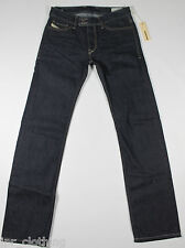 NUEVO Diesel Viker para-R-Box 88Z Jeans 28X32 0088Z Regular Fit Straight Leg