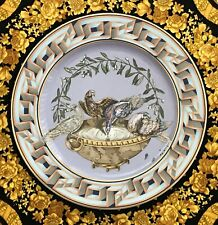 """VERSACE """"WORLD OF PEACE"""" NUMBERED CHRISTMAS PLATE by ROSENTHAL"""