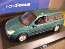 1/43 Minichamps Ford Focus combi verde metalizado precio especial 19,99 € en lugar de 34,95 €