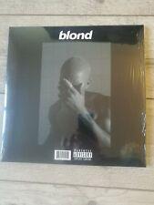 Frank Ocean blonde Vinyl Authentic super RARE