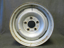 CHEVROLET GMC TRUCK VAN STEEL WHEEL 15X7-INCH FIVE HOLE 5X5 BOLT PATTERN
