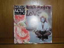 Nina Hagen - World Now / Instrumental   7`Single
