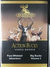 Buckmasters Action Bucks Video Series DVD Volume 3