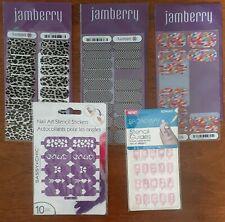 Jamberry & More Nail Art Lot