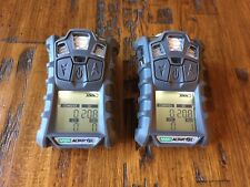 MSA altair 4X multigas meter Monitor detector, O2,H2S,CO,LEL Charger/calibrated