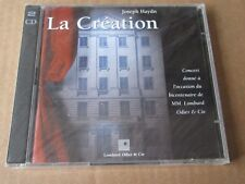ARMIN JORDAN HAYDN LA CREATION ORCHESTRE DE SUISSE ROMANDE OSR PRIVATE 2 CD RARE