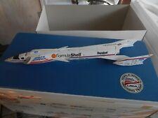 Craig Breedlove 1/43 1996 Spirit of America Formula Shell land speed record car