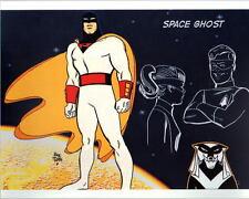 SPACE GHOST PRINT w Brak Jan & Jace Hanna Barbera Alex Toth art