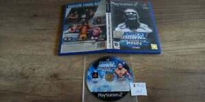 WWE Smackdown Here Comes the Pain, PS2 Video Game