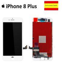 Pantalla LCD + Táctil para Iphone 8 Plus Blanca Tactil Blanco A1864 A1897 A1898