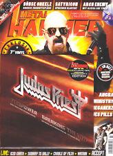 Metal Hammer Juli 2016 mit CD Slayer