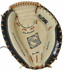 All-Star CM3200SBT 33.5 Inch Catchers Mitt Baseball Glove Left or Right