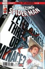 Amazing Spider-Man #789 Stock Image FALL OF PARKER