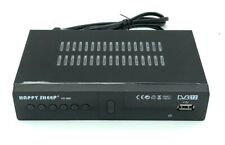 Decoder Ricevitore Digitale Terrestre HD Dvb t2 USB con Presa Scart Televisione