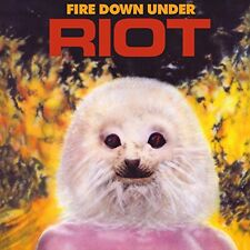 Riot, The Riot - Fire Down Under [New CD]