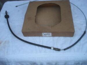 OE General MotorsFront Parking Brake Cable-1990-94 Chevy, GMC C-K1500, C2500