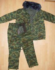"""Russian Army winter uniform suit camo """"VSR-98 Flora"""" pants+jacket ALL SIZES"""