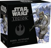 Rebel Veterans Unit Expansion Star Wars: Legion FFG NIB