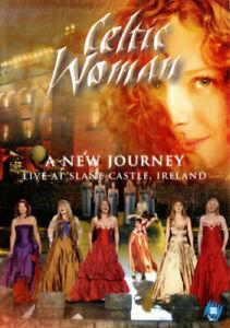 CELTIC WOMAN A New Journey Live At Slane Castle, Ireland DVD NEW PAL Region 4