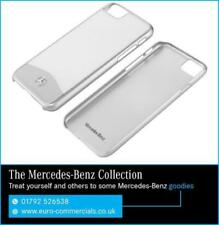 Silver Leather Matte Mobile Phone Cases & Covers