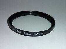 UV Filter  MC  55mm Massa