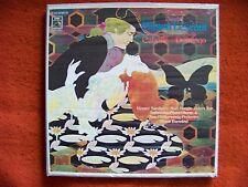Giacomo Puccini - Manon Lescaut  EMI 2er LP Box NEU OVP