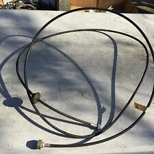 Studebaker cable housing,   Used.  129 inches long.     Item:  1788