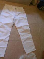 Dickies Painters Pants White carpenter Work Pants size 36x34; NWOT