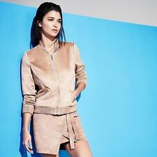 River Island Suede Coats & Jackets for Women