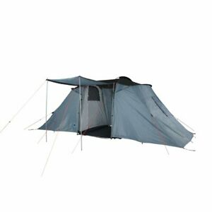 Warwick 6 persons Vis-A-Vis tent tunnel tent family tent waterproof 5000mm