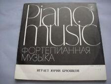 Yury BRYUSHKOV - piano,Chopin:Ballade No.1,Nocturne No.13, Etude op.25, Mazurkas