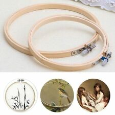 Embroidery Bamboo Frame Cross Stitch Accessories Sewing DIY Art Craft Tool