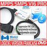 MPPS SMPS V16 - REPROGRAMMATION ECU CARTOGRAPHIE MAP IMMO-OFF FAP EGR