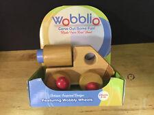 Wobblie Wooden toy