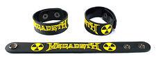 MEGADETH  Rubber Bracelet Wristband Free Shipping Symphony Of Destruction aa127