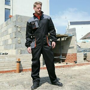 Result Lite Coverall Overalls Boiler Suit Wind Water Resistant Breathable(R321X)