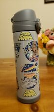 POTTERY BARN KIDS THERMOS STAR WARS (Solo)- NEW