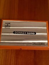 Nintendo Game & Watch Donkey Kong Multi Screen Edition Handheld