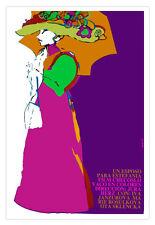 Cuban movie Poster 4 film ESTEFANIA boyfriend.art.Children Decoration room